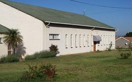 Exterior Main Hall